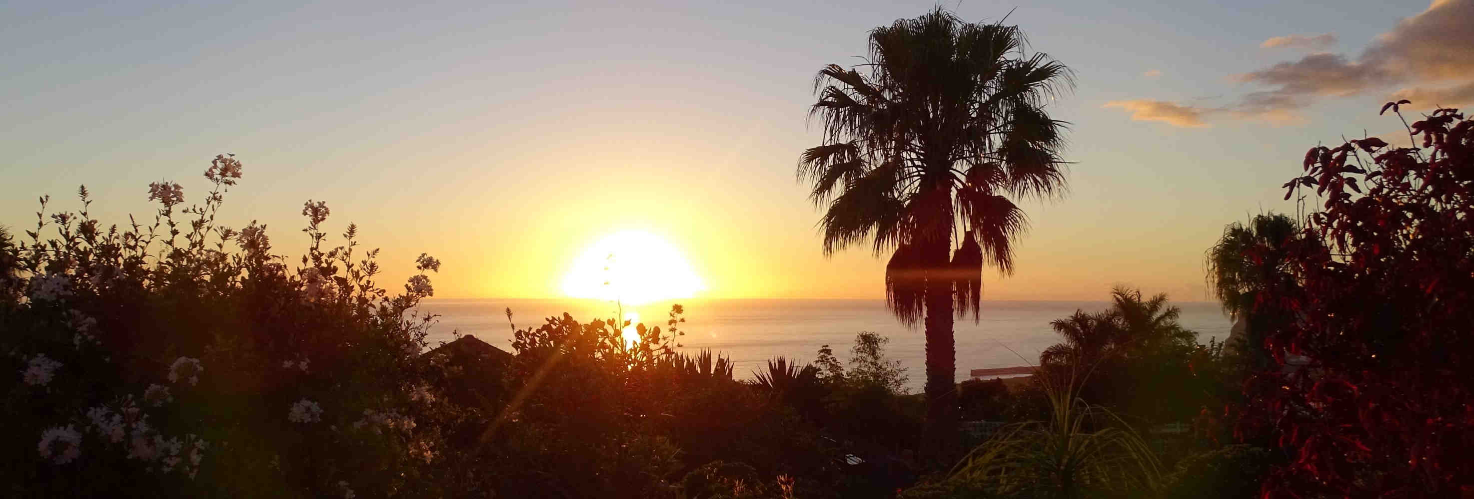 uitzicht vakantiehuizen la palma